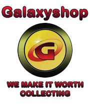 Galaxyshop - We make it worth collecting