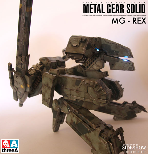 ThreeA Toys - Metal Gear Solid: Metal Gear REX