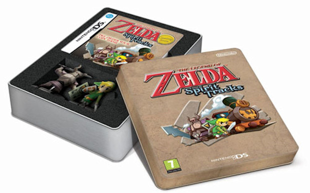 Legend of Zelda: Phantom Hourglass Special Edition