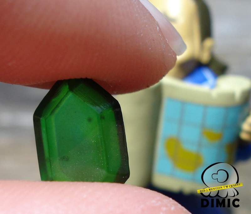 Legend of Zelda: Phantom Hourglass Gashapon