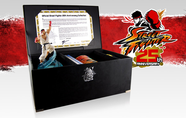 Capcom - Street Fighter Anniversary Edition