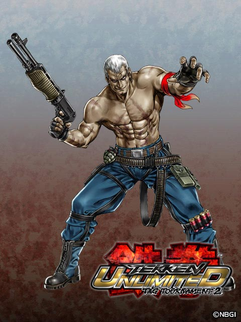 Kotobukiya - Tekken Tag Tournament 2: Bryan Fury