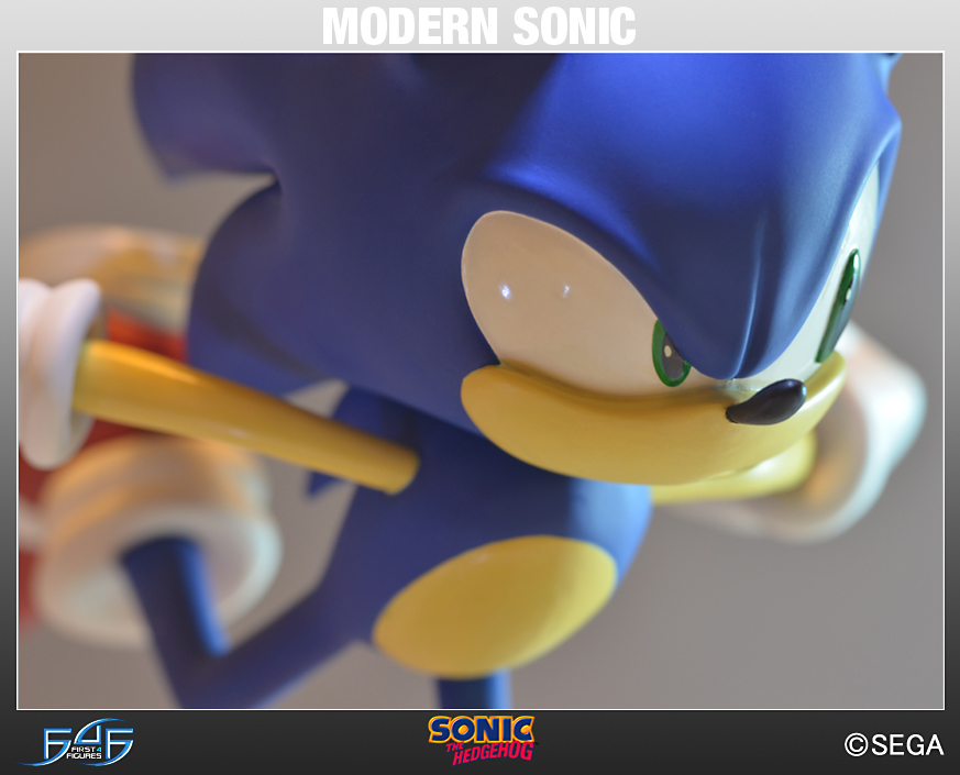 First 4 Figures - Modern Sonic