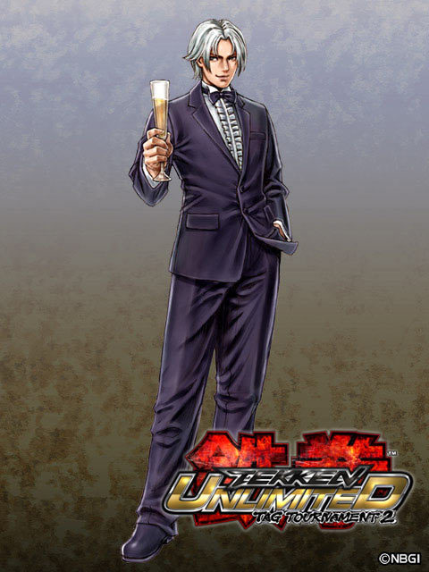 Kotobukiya - Tekken Tag Tournament 2: Lee Chaolan