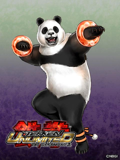 Kotobukiya - Tekken Tag Tournament 2: Panda
