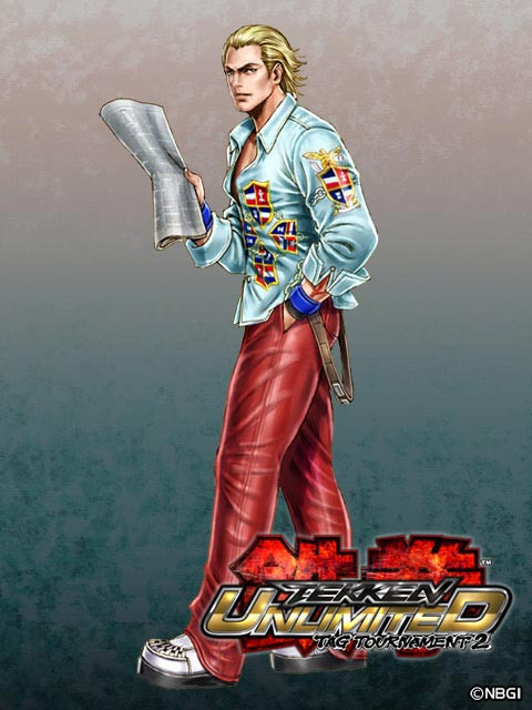 Kotobukiya - Tekken Tag Tournament 2: Steve Fox
