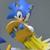 Sonic Generations Diorama Statue - SALE!!